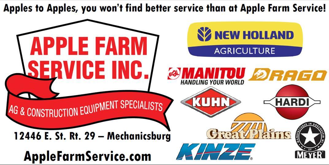 Apple Farm Service Inc