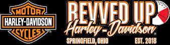 Revved Up Harley-Davidson